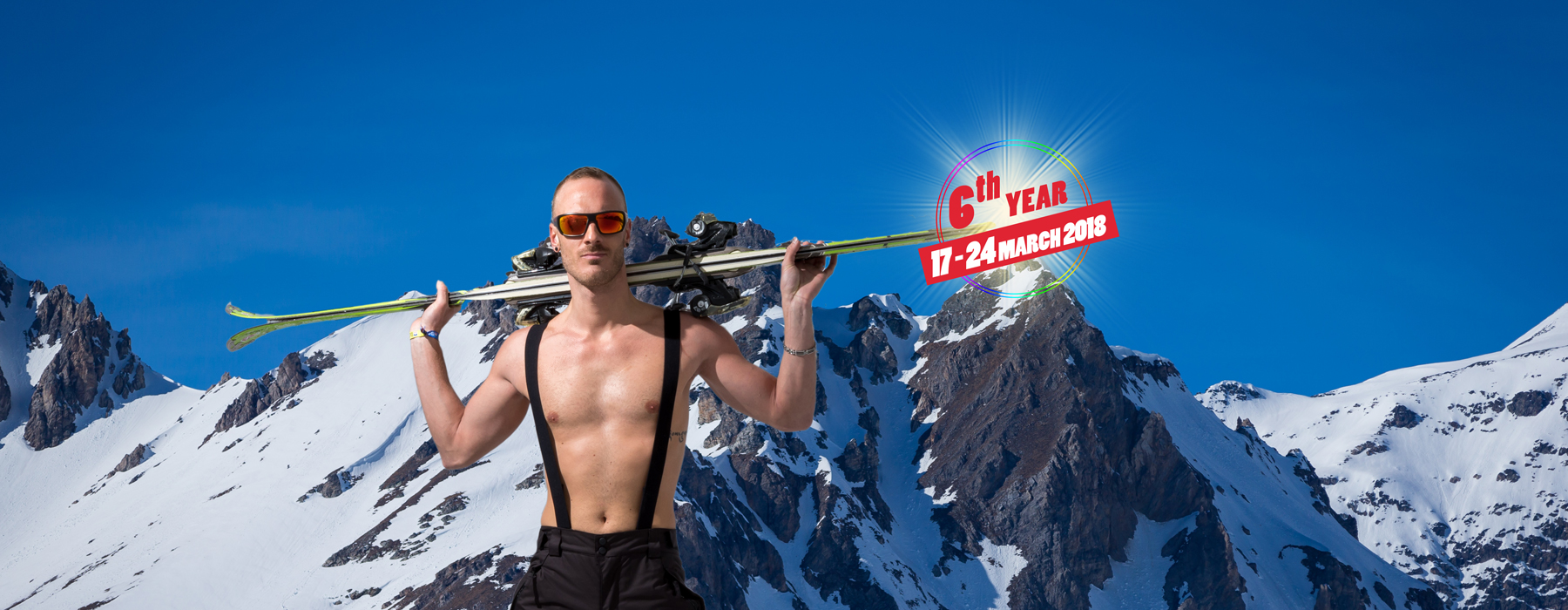 from Jose gay ski week tignes