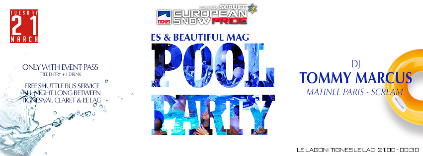 Pool Party 2017 Facebook