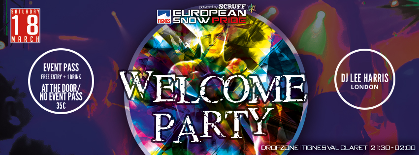 Welcome Party 2017 Facebook