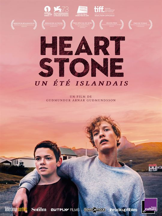 Heartstone - Gay Film Festival European Snow Pride
