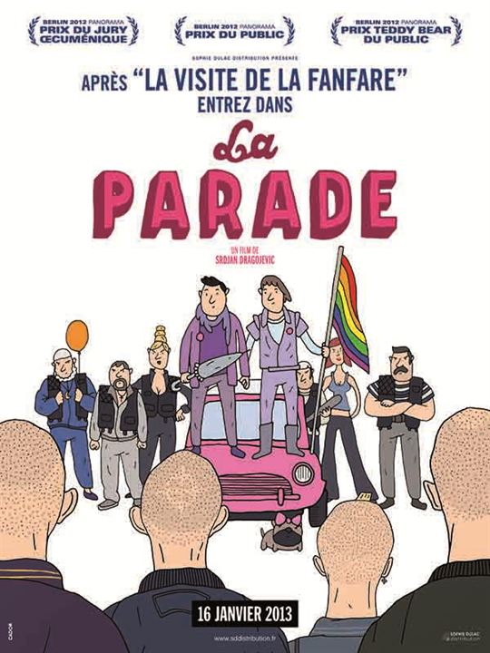 La Parade - Gay Film Festival European Snow Pride