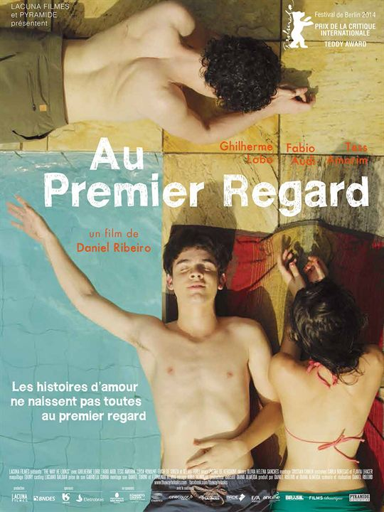 au premier regard - - Gay Film Festival European Snow Pride