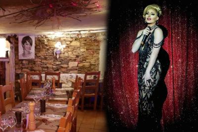 Dinner Cabaret Show Le Caveau Tignes